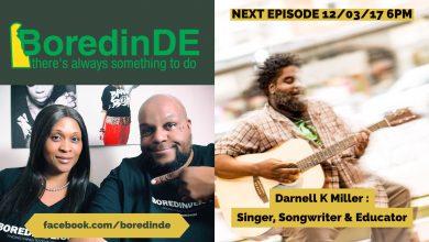 Photo of Episode 01 – Darnell K Miller
